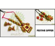 FESTIVE SALE* ! Amazing Combo 2 Mom-Daughter Duo !!