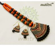 Terracotta Jewelry - Terracotta Set TBM18