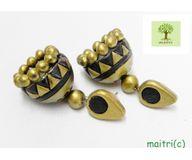 Terracotta Jewelry - Terracotta Earring TEA400b