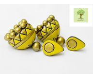 Terracotta Jewelry - Terracotta Earring TEA400c