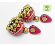 Terracotta Jewelry - Terracotta Earring TEA400g