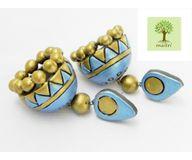 Terracotta Jewelry - Terracotta Earring TEA400i