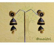 Terracotta Jewelry - Terracotta Earring TEAD100g