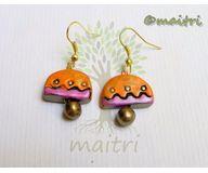 Terracotta Jewelry - Terracotta Earring TEB110i