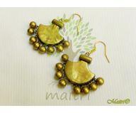 Terracotta Jewelry - Terracotta Earring TEC201e