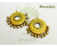 Terracotta Earring - Exclusive TEC442