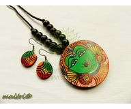 Terracotta Jewelry - Terracotta Set TMD201f
