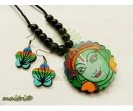Terracotta Jewelry - Terracotta Set TMD201i