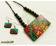 Terracotta Jewelry - Terracotta Set TMD201k
