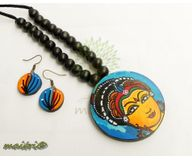 Terracotta Jewelry - Terracotta Set TMD300i