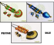 FESTIVE SALE* ! Combo of 3 Medium Sets-SAVE Rs 450 !! TMS1