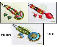 FESTIVE SALE* ! Combo of 3 Medium Sets-SAVE Rs 450 !! TMS2