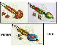FESTIVE SALE* ! Combo of 3 Medium Sets-SAVE Rs 450 !! TMS3