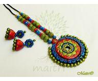 Terracotta Jewelry - Terracotta Set TSB306p