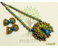 Terracotta Jewelry - Terracotta Set TSB400