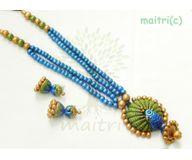 Terracotta Jewelry - Terracotta Set TSB400f