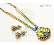 Terracotta Jewelry - Terracotta Set TSB400g
