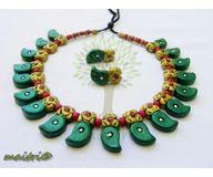 Terracotta Jewelry - Terracotta Set TSB400i