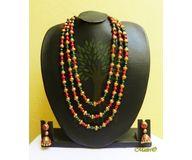 Terracotta Jewelry - Terracotta Set TSB500b