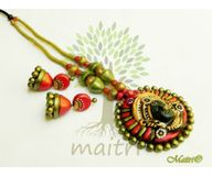 Terracotta Jewelry - Terracotta Set TSBD101t