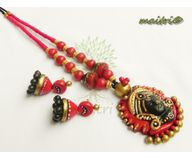 Terracotta Jewelry - Terracotta Set TSBD102e