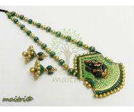 Terracotta Jewelry - Terracotta Set TSBG1d