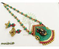 Terracotta Jewelry - Terracotta Set TSBG1l