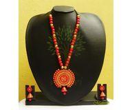 Terracotta Jewelry - Terracotta Set TSD512a