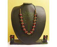 Terracotta Jewelry - Terracotta Set TSD515