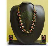 Terracotta Jewelry - Terracotta Set TSD515c