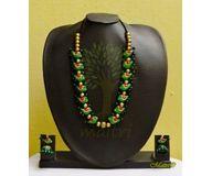 Terracotta Jewelry - Terracotta Set TSD515d