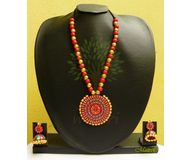 Terracotta Jewelry - Terracotta Set TSD521a