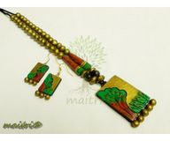 Terracotta Jewelry - Terracotta Set TSH401k