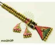Terracotta Jewelry - Terracotta Set TSH403b