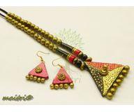 Terracotta Jewelry - Terracotta Set TSH403c