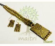 Terracotta Jewelry - Terracotta Set TSH407e