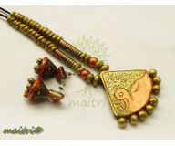 Terracotta Jewelry - Terracotta Set TSH525a