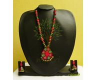Terracotta Jewelry - Terracotta Set TSH522b