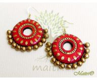 Terracotta Earring - Exclusive TEC430