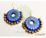 Terracotta Earring - Exclusive TEC431