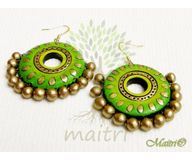 Terracotta Earring - Exclusive TEC434