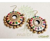Terracotta Earring - Exclusive TEC436