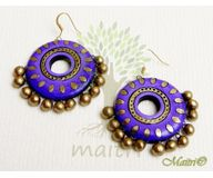 Terracotta Earring - Exclusive TEC439