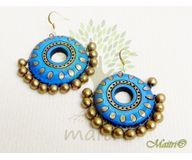 Terracotta Earring - Exclusive TEC441