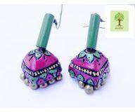 Terracotta Jewelry - Terracotta Earring TEZ21