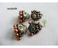 00Terracotta Jewelry - Terracotta Earring TEZ24
