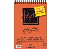 Canson XL Croquis 90 GSM A3 Album of 120 Fine Grain Sheets
