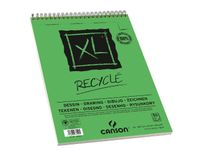 Canson XL Recycled 160 GSM A3 Album of 50 Honeycomb Texture Sheets