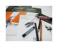 Canson C a' grain 180 GSM A3 Pack of 5 Fine Grain Sheets