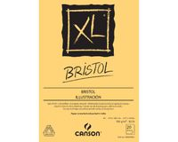 Canson XL Bristol 180 GSM A5 Pack of 20 Extra Smooth Sheets